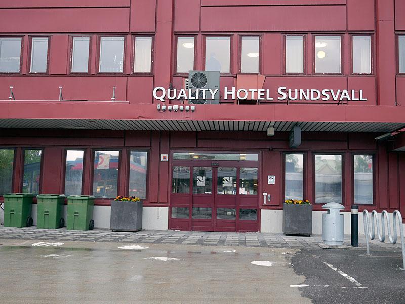 quality hotell sundsvall
